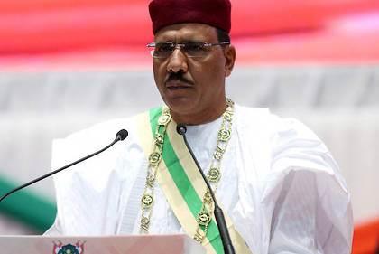 Le Président du Niger dimanche à Alger
