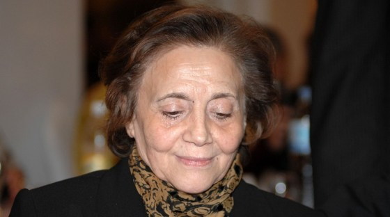 Atteinte du Covid-19, Djamila Bouhired hospitalisée
