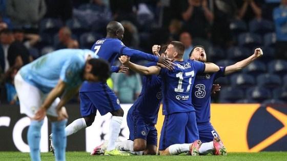 Chelsea remporte la ligue des champions de football