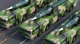 Echec d'un test de missile intercontinental américain 