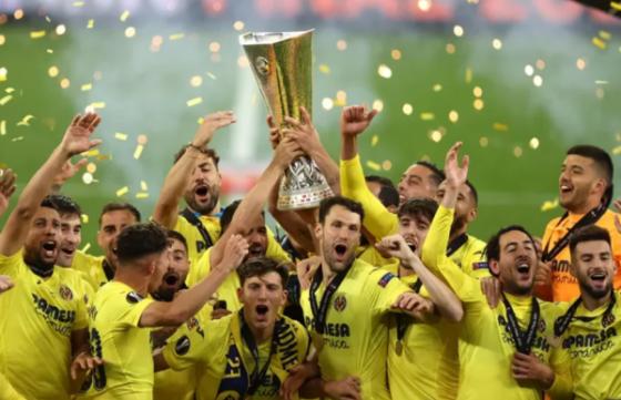 Villarreal remporte l'Europa League au bout du suspense