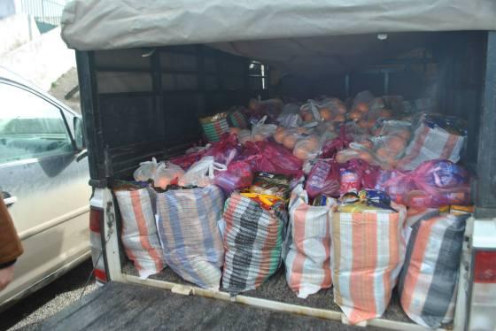 Béjaïa : 650 couffins alimentaires distribués aux familles démunies