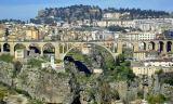 Constantine : Chute mortelle d'un homme du pont de Sidi Rached