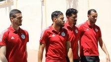 Tunisie- Algérie : Déclarations de joueurs en zone mixte
