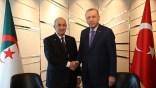 """Tebboune: l'offensive turque  au Maghreb """"ne nous dérange pas"""""""