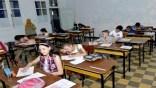Examen 5e  : 21484 candidats dans 349 centres d'examen à Médéa