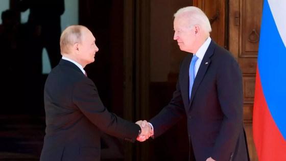 Entente entre Poutine et Biden pour un retour de leurs ambassadeurs respectifs