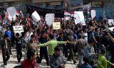 Syrie: quatre morts dans des manifestations à Minbej
