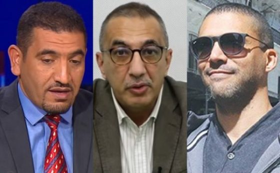 Karim Tabbou, El Kadi Ihsane et Khaled Drareni libérés