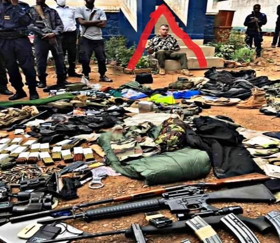 Un Français accusé d'espionnage et de complot en Centrafrique