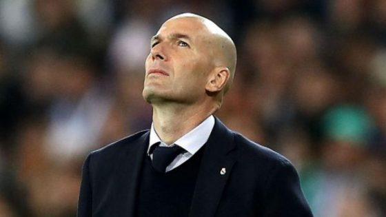 Zidane explique les raisons de son départ de Madrid
