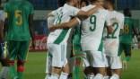 Match amical: L'Algérie domine la Mauritanie