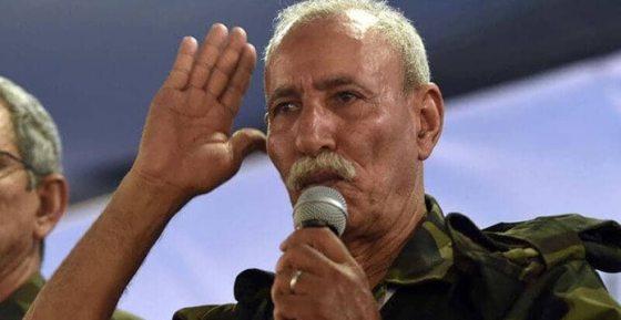 """Brahim Ghali salue les positions """" franches"""" de Tebboune"""