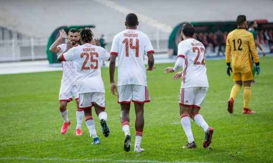 Ligue 1: Le CRB remonte sur le podium, le NAHD renoue avec la victoire