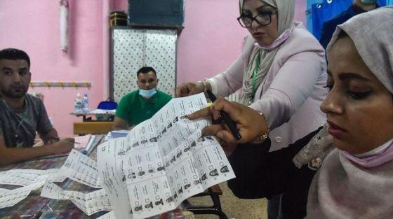 Législatives: Le FLN en tête avec 74 sièges, talonnés par le MSP et les indépendants