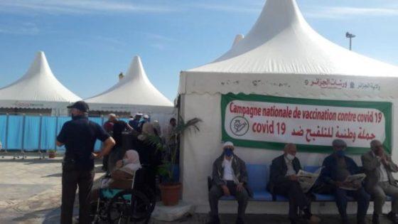 Covid-19 : Près de 3,5 millions d'Algériens vaccinés