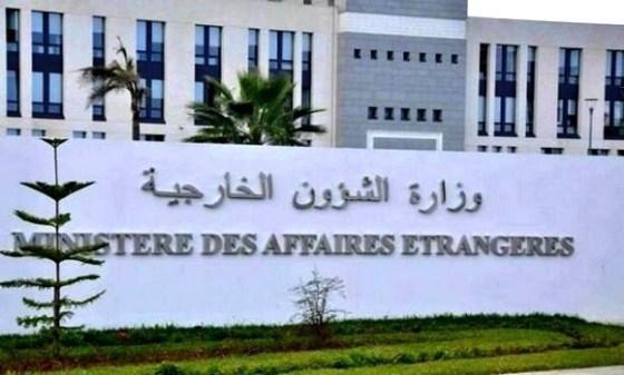 Espionnage marocains contre l'Algérie: Inadmissible atteinte