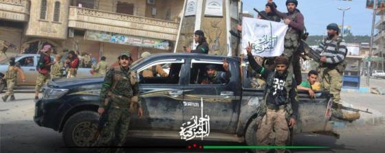 Un groupe armé syrien lié à Ankara sanctionné par Washington 