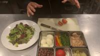 La salade niçoise venue du Japon