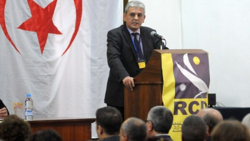 Le RCD boycotte les élections locales
