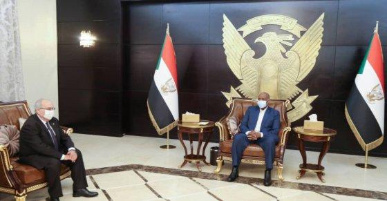 Plusieurs rencontres de Lamamra au Soudan