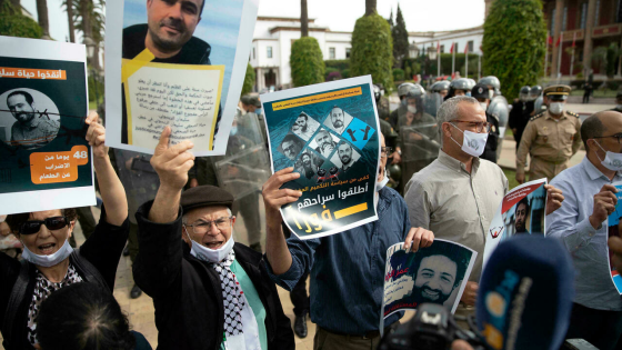 Maroc: cinq ans de prison pour le journaliste Raissouni