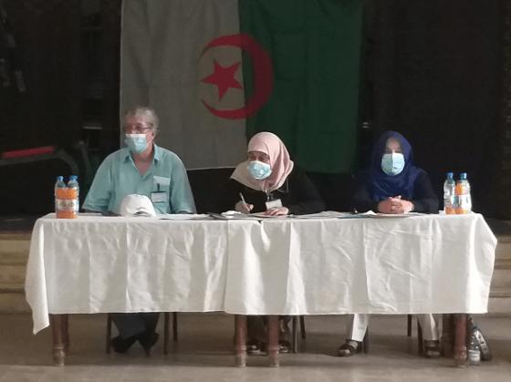 Naissance de l'Organisation nationale des retraités algériens