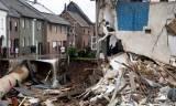Plus de 120 morts après des inondations en l'Europe
