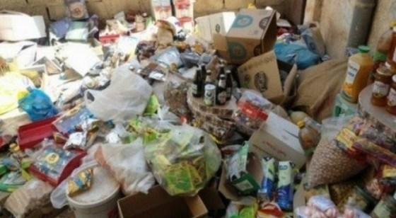Plus de 3 tonnes de produits alimentaires saisies en deux semaines