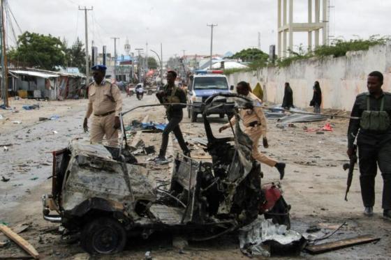 Somalie: cinq morts dans un attentat contre un chef de la police