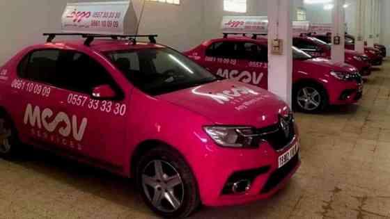 Blida : Le retour des taxis roses