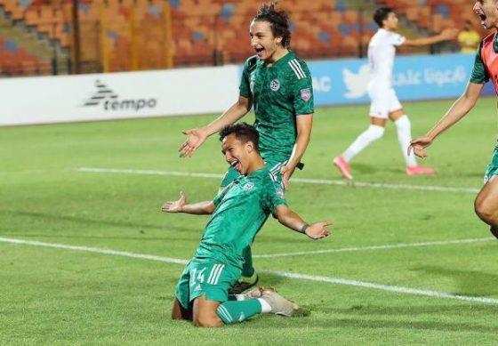 Coupe arabe  U20: l'Algérie en finale face à l'Arabie Saoudite