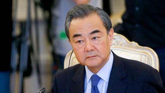 Le ministre des AE chinois lundi à Alger pour une visite de deux jours