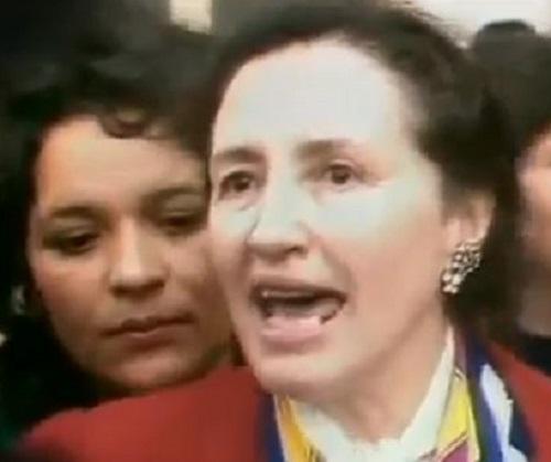 Décès de la Moudjahida Meriem Belmihoub Zerdani
