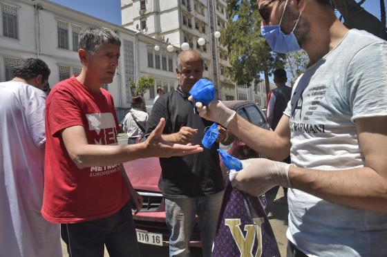 Boufarik : Grand élan de solidarité citoyenne