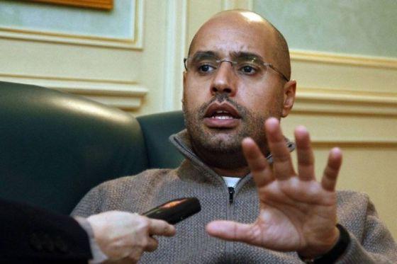 Seif al-Islam Kadhafi envisage un retour politique 