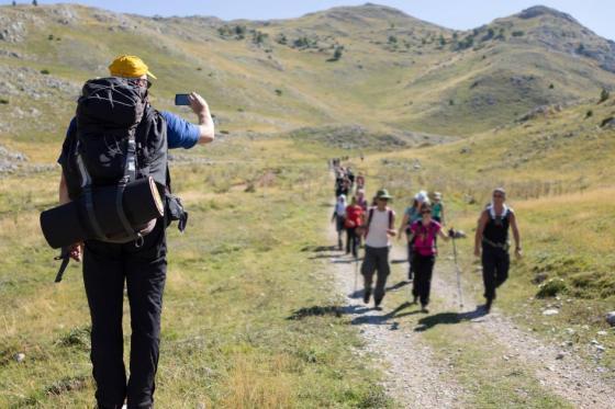 Médéa: Formation de guide de randonnée pédestre