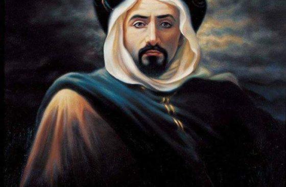 Une stèle à l'honneur d'El-Mokrani et Cheikh El-Haddad