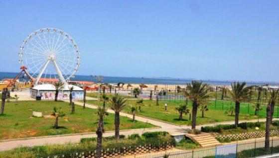 Covid-19: La promenade des Sablettes d'Alger fermée au public