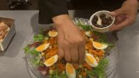 La salade tunisienne concoctée au Japon