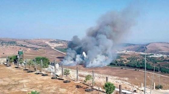 Le Hezbollah revendique une attaque à la roquette contre Israël