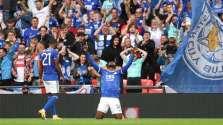 Leicester city remporte le Community Shield devant Manchester City (vidéo)