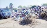 Blida : Un dispositif pour la collecte des déchets des commerçants