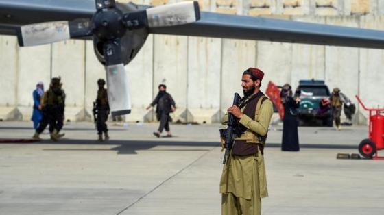L'aéroport de Kaboul aux mains des talibans 