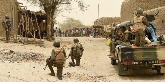 L'Algérie préoccupée par la recrudescence des actes terroristes au Sahel