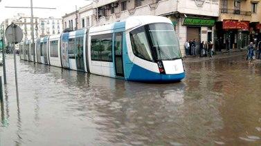 Intemperies: Plusieurs villes du pays sous les eaux