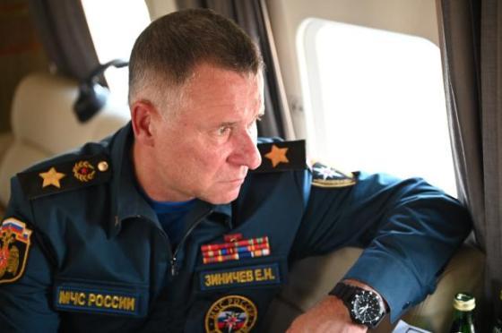 Un ministre russe perd la vie en sauvant une personne
