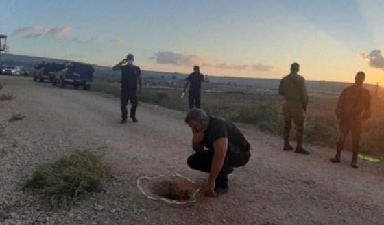 Six palestiniens s'évadent d'une prison israélienne en creusant un tunnel