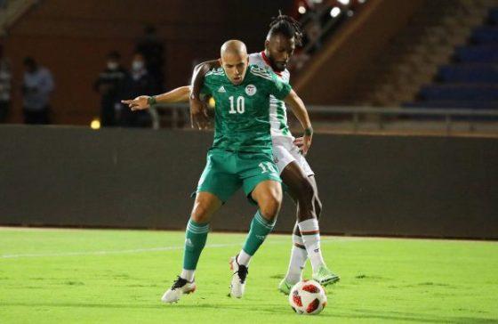 Eliminatoires mondial 2022: l'Algérie se contente d'un nul face au Burkina Faso