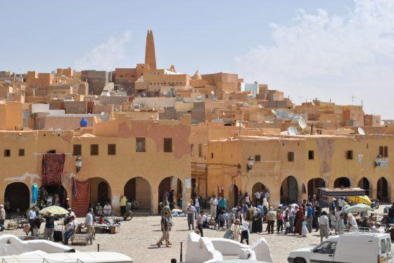 Ghardaïa : Bientôt le chemin de l'école